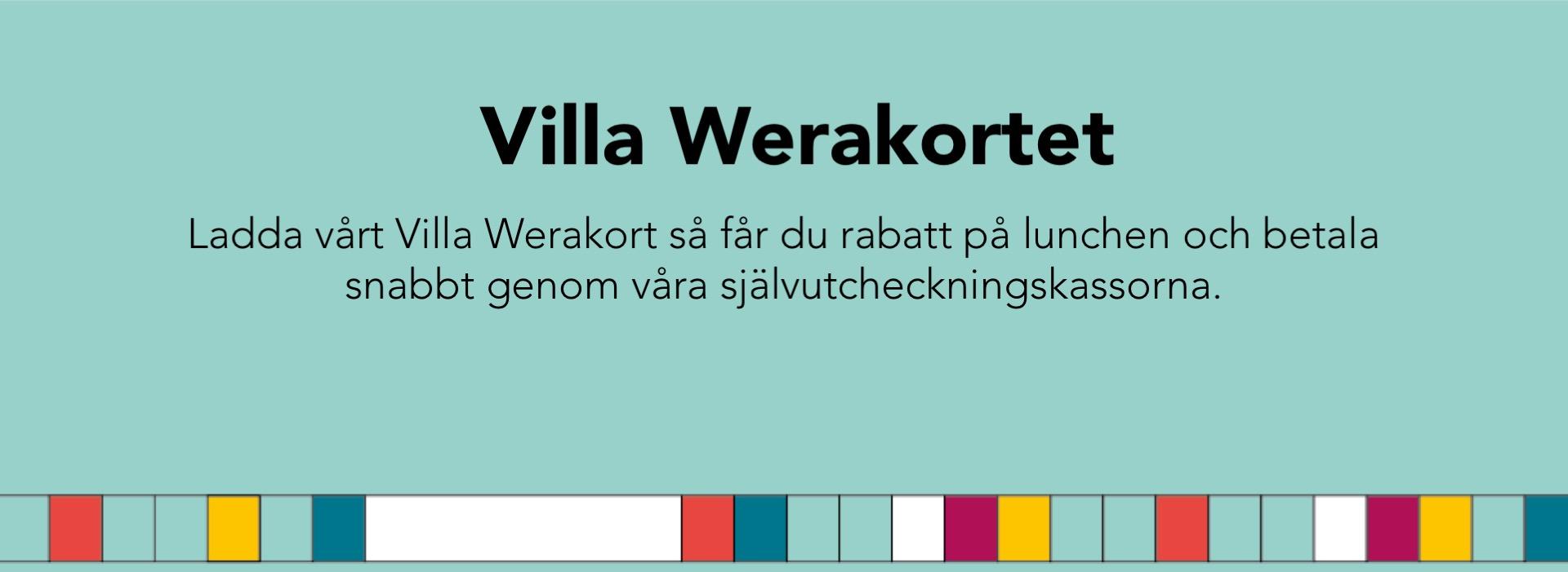 Villa-Werakortet